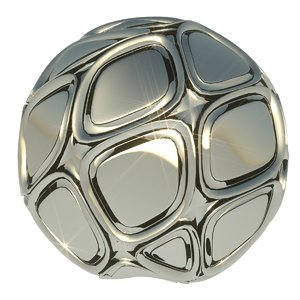3D ball sphere design