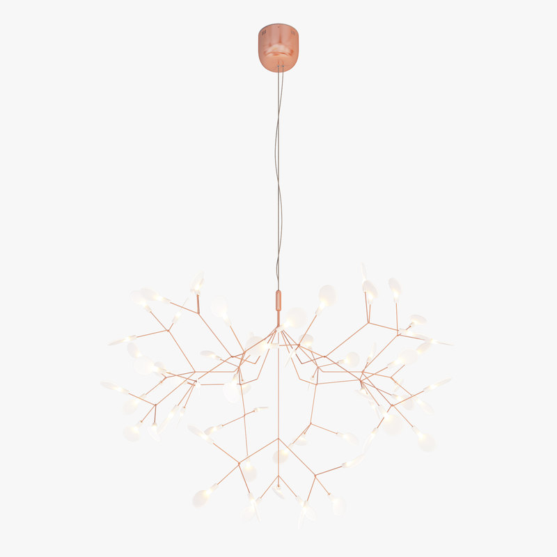 moooi heracleum d98 3D model