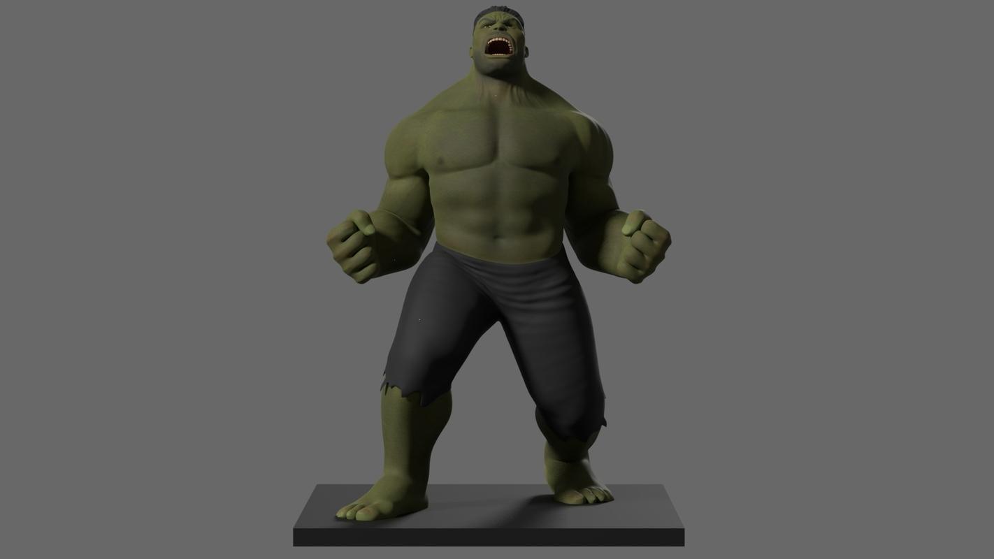 hulk model