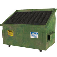 dumpster container industrial 3D model