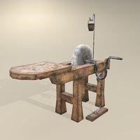 grindstone medieval 3D model