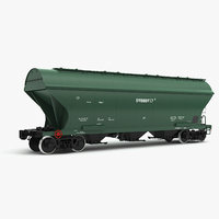 Hopper Car (KRCBW Model 19-7016)