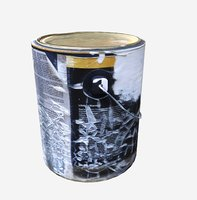 Used Paint Can