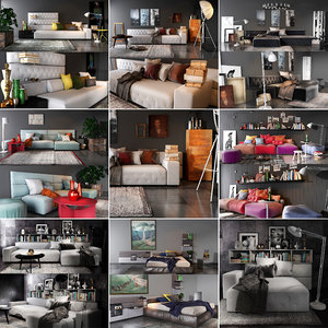 3D twils furniture