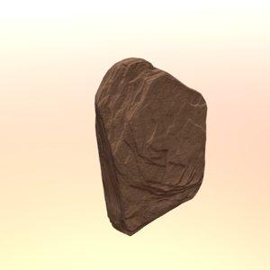 3D model stone mengir