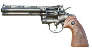 revolver colt python model