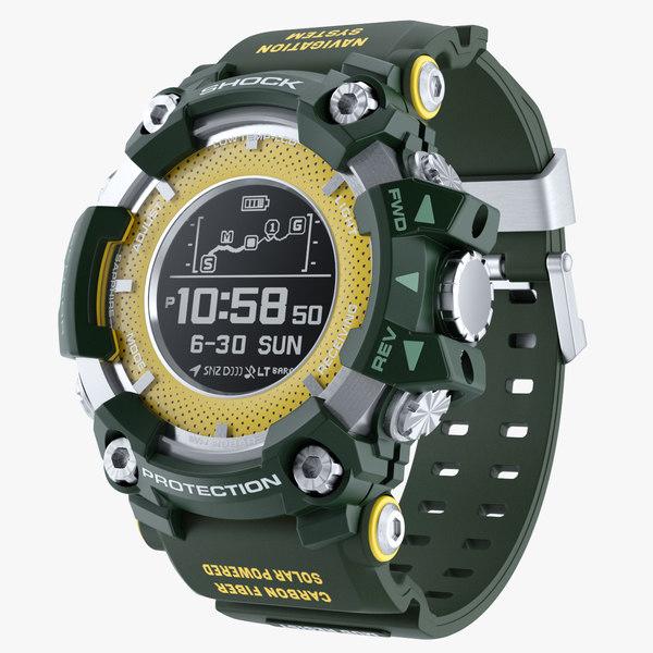 waterproof sports military watch model