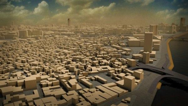 city cairo model