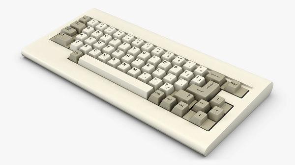 3D keyboard v 1