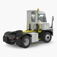 Kalmar Ottawa T2 Terminal Tractor 3D Model