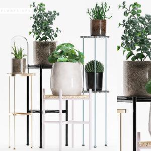 3D model plant 171