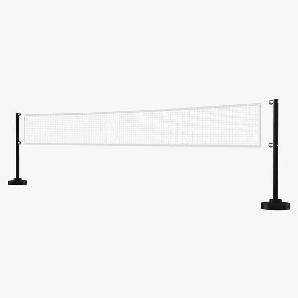 volleyball net volley 3D