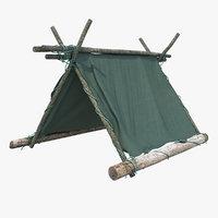 Raft Hut
