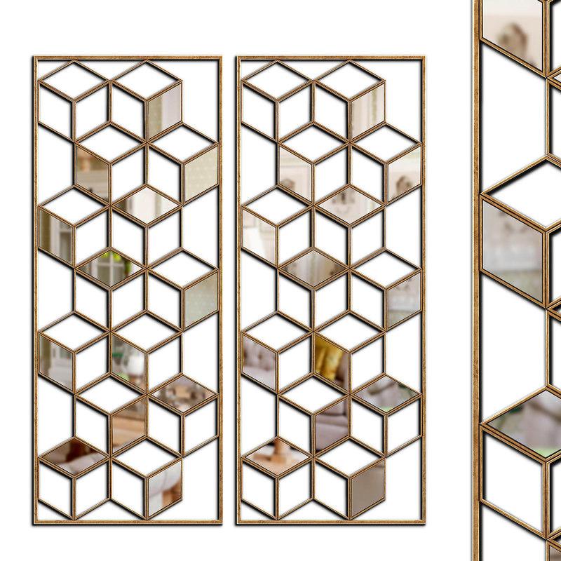 3D mirrors set 26