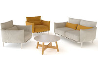 STYLEPARK furniture asset Low-poly 3D model