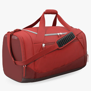 gym bag 3D