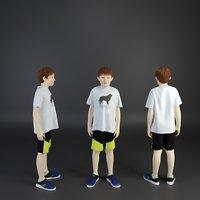 Boy Scan 3d