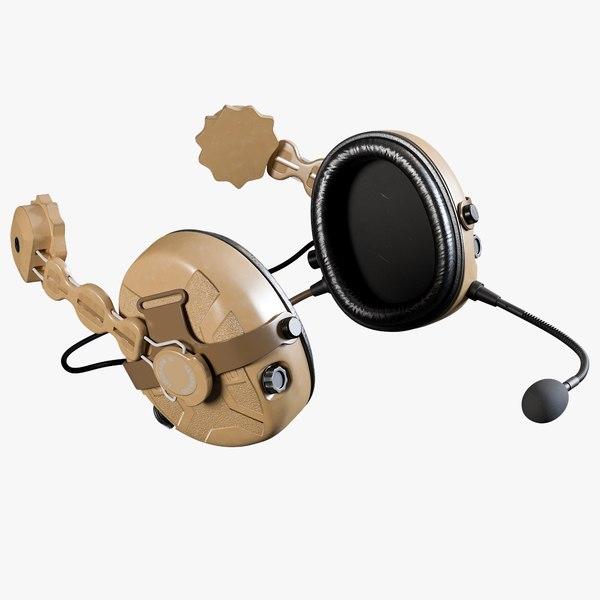 headphones safariland liberator iv model