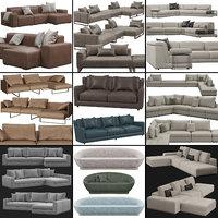 Sofas set 2