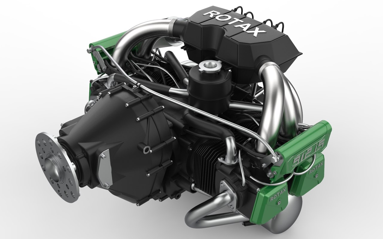 Rotax Engine Type 912 i SERIES