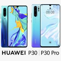 Huawei P30 Pro and Huawei P30