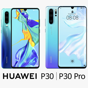 huawei p30 pro model