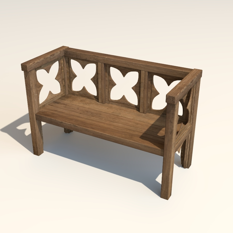 Admirable Medieval Bench Machost Co Dining Chair Design Ideas Machostcouk