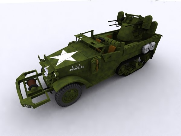 3D m16 multiple gun motor