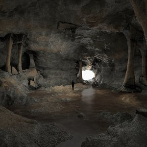 ready cave model