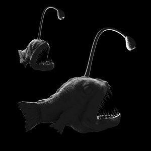 monster fish model