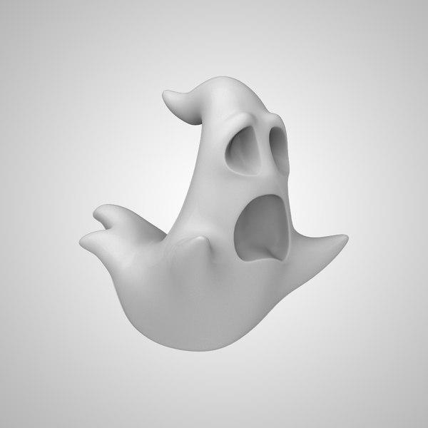 3D ghost printing