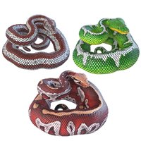 pythons reptiles 3D model