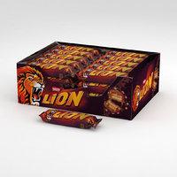 Nestle Lion Chocolate Bar 42g Bulk Package 40x42g
