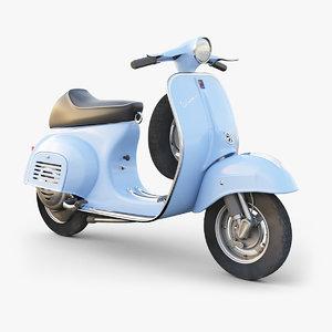 vespa 50 special 1969 3D model