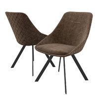 3D aero dining chair