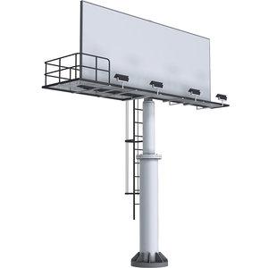 billboard bill board model