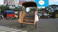 3D model traditional vehicle