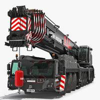 mobile crane liebherr ltm model