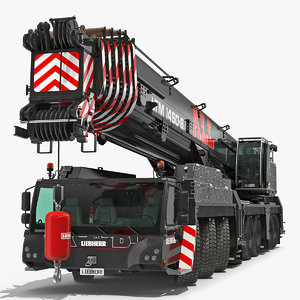 mobile crane liebherr ltm model