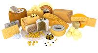 3D cheese platter model