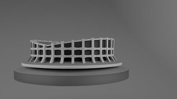 structure arts model