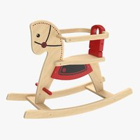 shetland rocking horse model