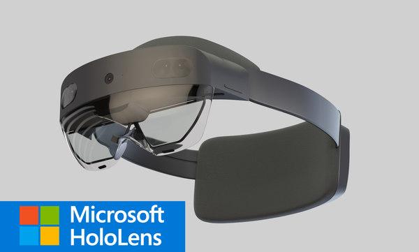 hololens 2 microsoft model