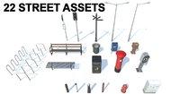 22 Street Assets Pack