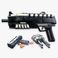 weapon shotgun model