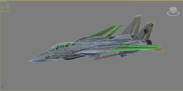 3D tomcat