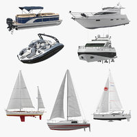 Yachts Collection 4