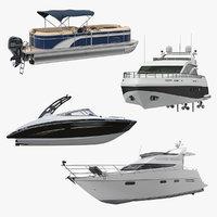 3D yachts 5 model