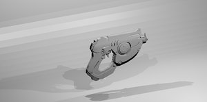 pulse pistols tracer 3D