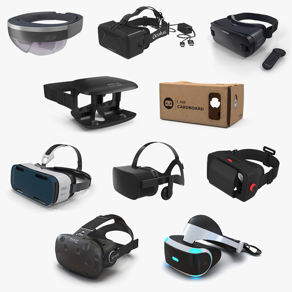 3D virtual reality goggles 6